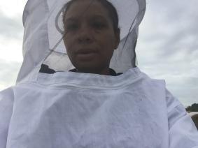 A Beekeeper Selfie